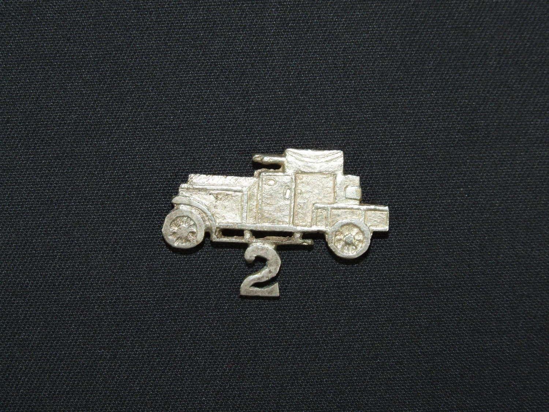 2nd. Battalion Light Armoured Car Brigade Sleeve Badge