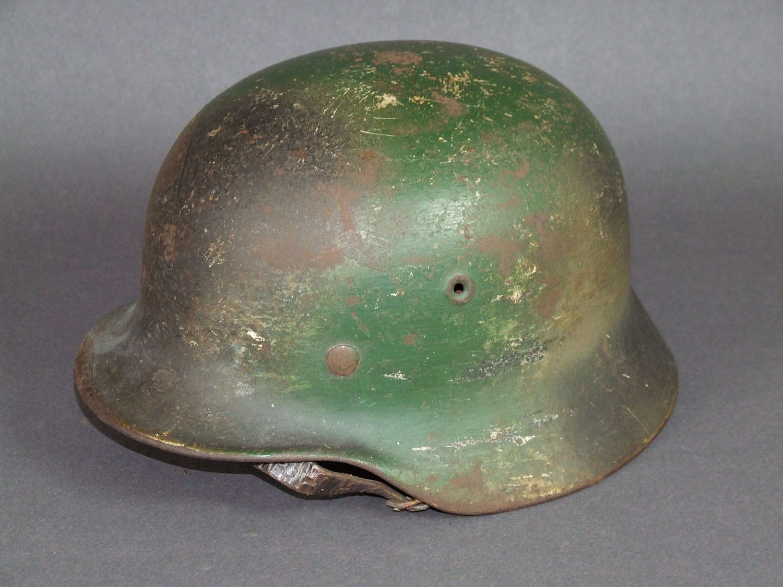 M40 Normandy Camouflaged Helmet
