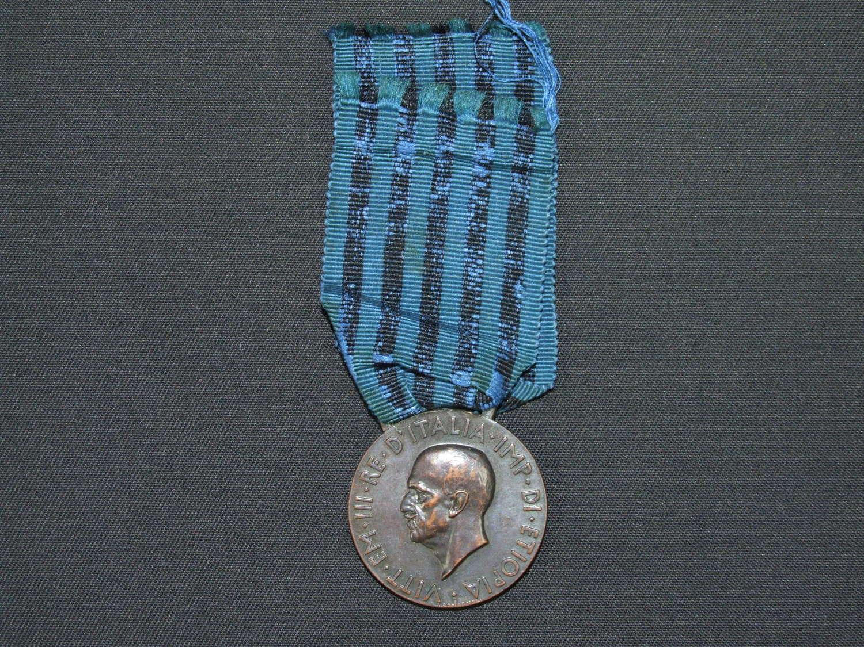 Italian Africa Oriental Campaign Medal
