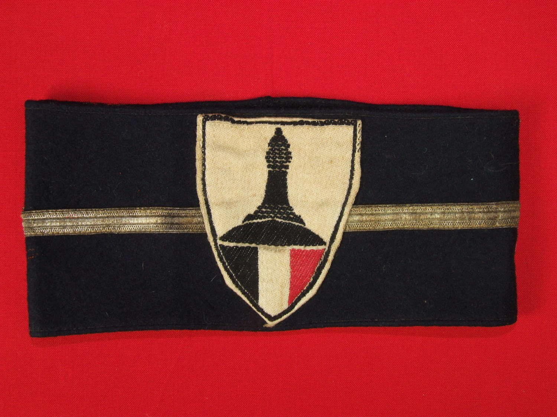 Pre Nazi period Kyffhauserbund (veteran's) Armband