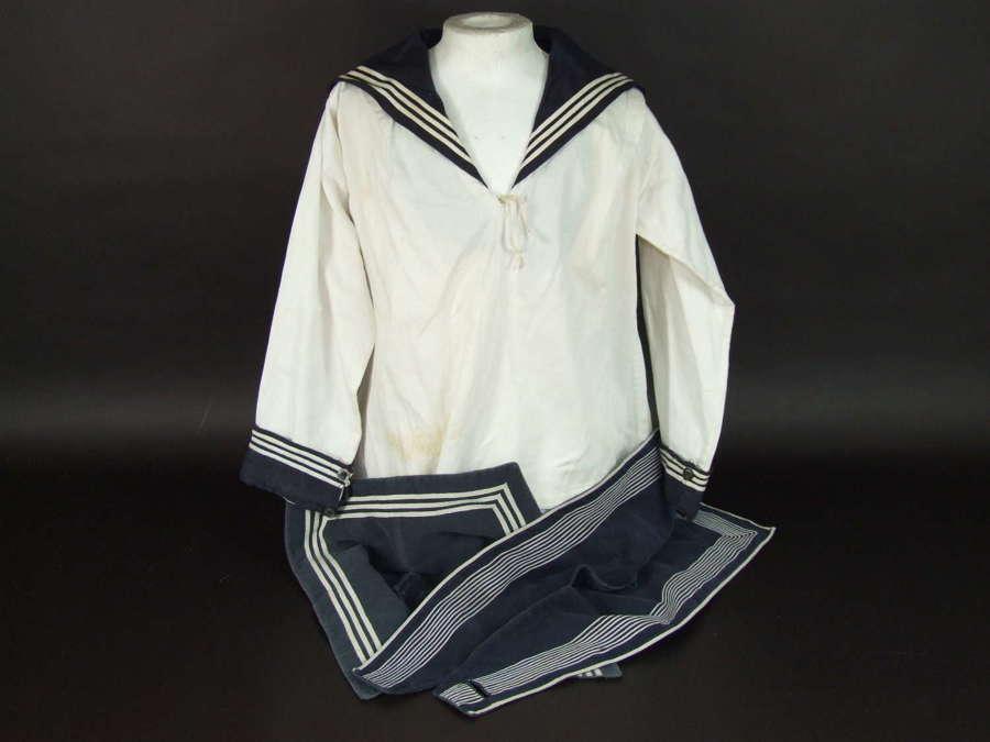 Child's Kaiserliche Marine sailor Shirt