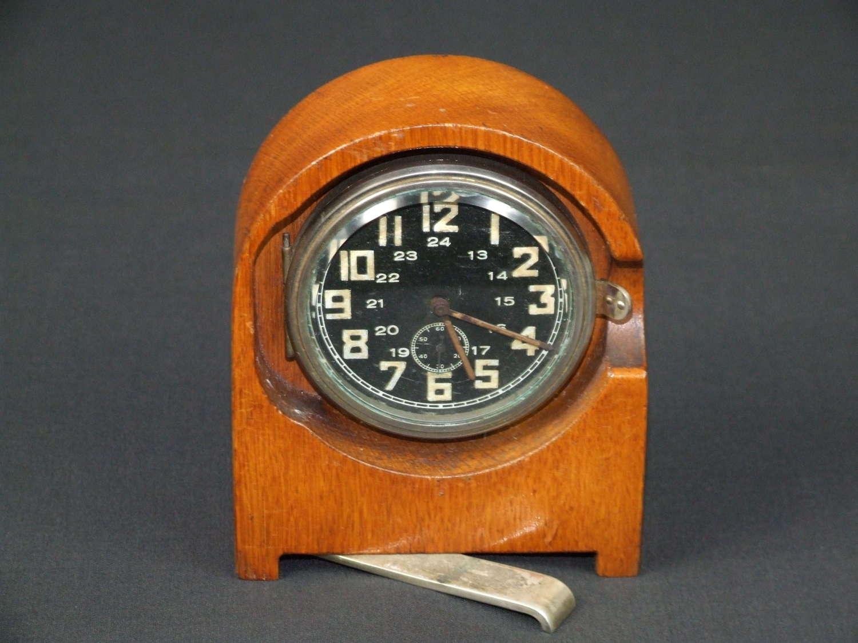 German Army Keinzle Clock