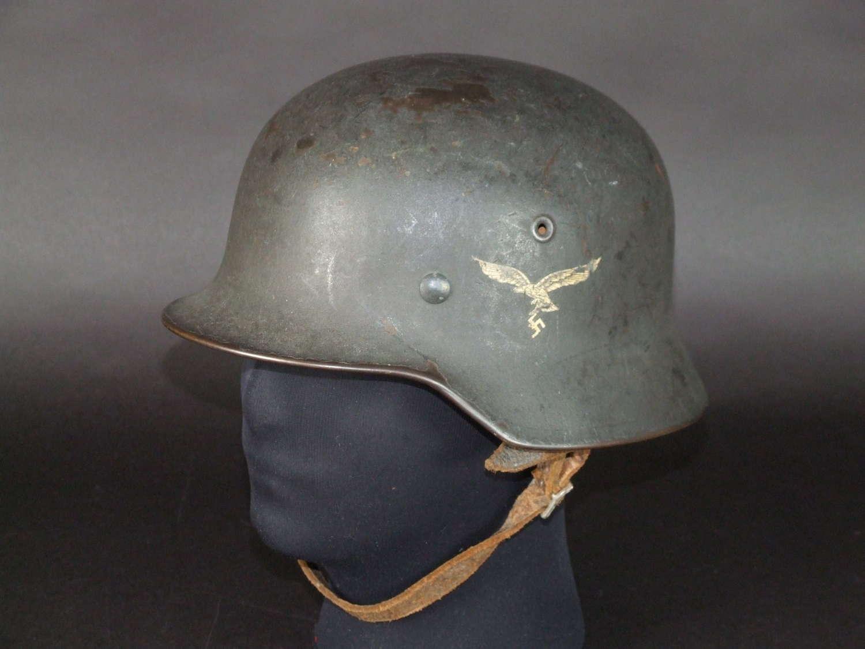 Luftwaffe Single Decal M40 Q64 helmet