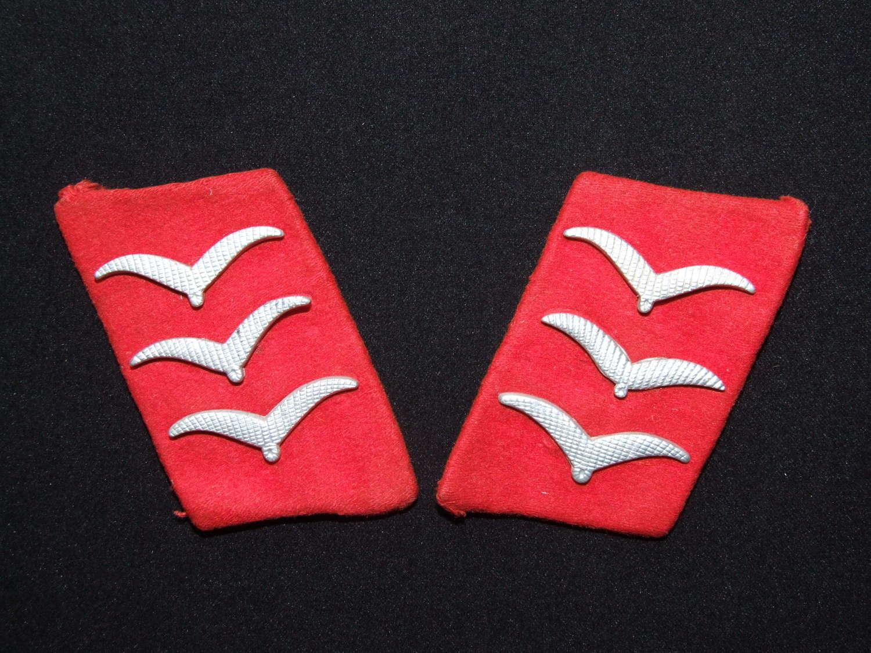 Luftwaffe Collar tabs - Obergefreiter
