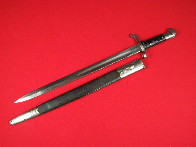 1887 Martini Henry Mk1 Sword Bayonet